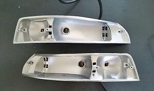 Porsche 911 69-73 Alloy Front Turn Indicator Signal Light Housing-Pair