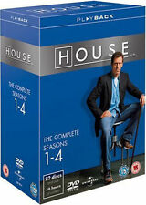 House M.D. : The complete seasons 1 - 4 (22 DVD)