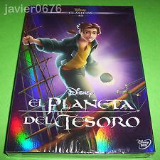 EL PLANETA DEL TESORO CLASICO DISNEY NUMERO 43 DVD NUEVO Y PRECINTADO SLIPCOVER