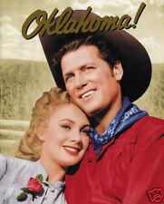 Oklahoma! Gordon Mc Rae cult western movie poster print 6