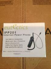 Eutectics IPP201 Portable Internet Power Phone, New