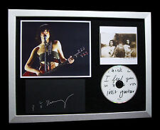 PJ HARVEY+SIGNED+FRAMED+IS THIS DESIRE+PROJECT=100% AUTHENTIC+FAST GLOBAL SHIP
