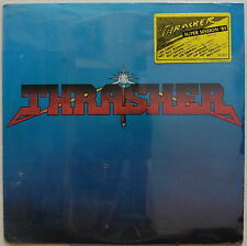 THRASHER Super Session '85 SEALED LP Burning At The Speed Of Light Heavy Metal