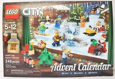 LEGO 60155 CITY Advent Calendar 248pcs New In Hand Free Shipping