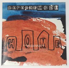 "DEPECHE MODE ""Home / Useless"" Promo Stamp US Vinyl Record 12"" Single 1997 Mute"