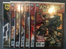 Amazons Attack! All 6 Issues From 2007 And Amazon Issue 1