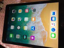 Apple iPad Air 2 16GB, Wi-Fi + Cellular unlocked, 9.7in Space Gray Nice SALE