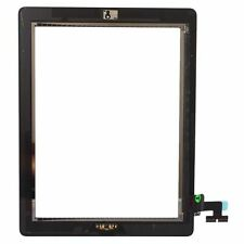 Glass Touch Screen Digitizer W/ Home Button Assembly for iPad 2 2nd Gen Black US