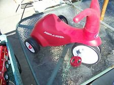 RADIO FLYER SCOOTER TRICYCLE COMBO