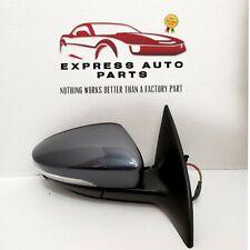 09 -16 Volkswagen EOS Right Passenger Door Mirror Gray Power Signal