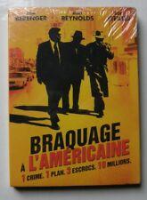 DVD BRAQUAGE A L'AMERICAINE - Tom BERENGER / Burt REYNOLDS - NEUF SCELLE