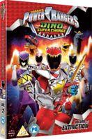 Neuf Power Rangers Dino Super Charge - Volume 2 - Extinction - Épisodes 11-20