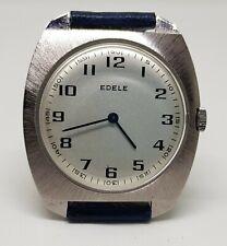 Beautiful Vintage Edele Mechanical Watch Swiss Made.