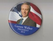 House of Cards Screen Used Pres Walker Inauguration & Election Button  S1Ep1 (B)