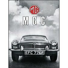 MGC Drivers Handbook book paper car