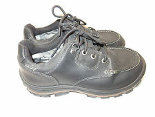 KEEN DRY Men's Black Leather Casual Shoes Size 7.5 EUC