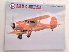 AAHS Journal Airplane Magazine Waco Cabin Biplanes Summer 2005 121516rh