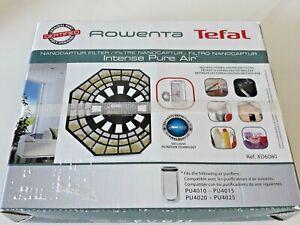 Filtre HEPA  NANOCAPTUR Intense Pure Air  Rowenta PU4010 PU4015 PU4020 PU4025