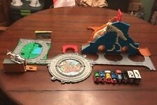 Thomas And Friends Take And Play Lot  Roaring Dino Run Great Waterton Trains