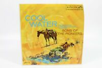 Sons of the Pioneers Cool Water RCA Records 33 RPM Vinyl Record Album LP