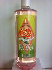 CRUSELLAS & CO. ORIGINAL 1800 ROSE COLOGNE 32 FL. OZ. (KOLONIA DE ROSA)
