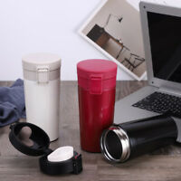 380ML Stainless Steel Bouncing Thermos Coffee Mug Water Bottle Vacuum Flask Cup