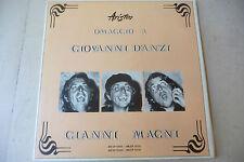 "GIANNI MAGNI""OMAGGIO A GIOVANNI D'ANZI-disco 33 giri TRIPLO ARISTON 1974""RARO"