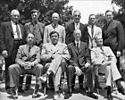 1939 Baseball Hall Of Fame Photo 8X10  1st Induction Ceremony Ruth Young Wagner