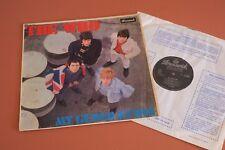 The Who My Generation UK 1st Press Brunswick MONO LP Decca WBg ORIGINAL 1/B 1/B