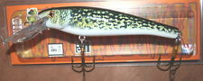 """9"""" Ernie Musky Mania Pike Crankbait Live Image Crappie ED-06-L Drifter Tackle"""