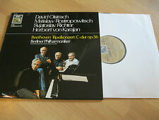 LP David Oistrach Richter Karajan Beethoven Tripelkonzert Vinyl EMI 61137