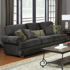 Chenille Traditional Sofas Loveseats Chaises