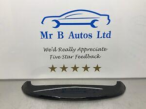 Genuine Vauxhall Astra H 3 door spoiler Black Vxr SXI Sri 2004-2010