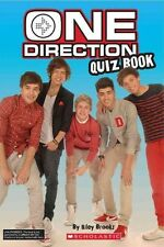 One Direction: Quiz Book, Brooks, Riley | Paperback Book | Acceptable | 97805455