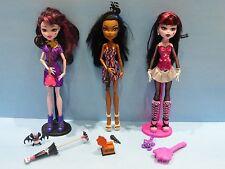 Monster High Lot de Poupées (Lot D)