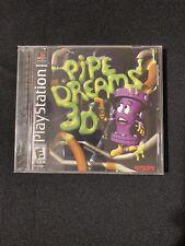 Pipe Dreams 3D (Sony PlayStation 1, 2001)
