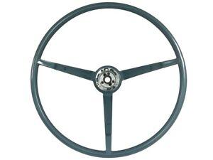 1965-66 Ford Mustang Steering Wheel Standard - Aqua