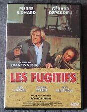 Les fugitifs - pierre richard & gerard depardieu, DVD