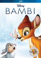 PRE ORDER: BAMBI (THE WALT DISNEY SIGNATURE COLLECTION) - DVD - Region 1