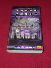 Dresden Files #3: Grave Peril by Jim Butcher (2001, Paperback) True first print