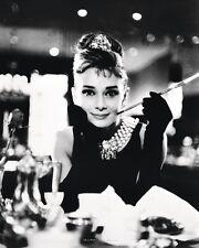 Audrey Hepburn Poster Breakfast at Tiffany's mit Gratisposter