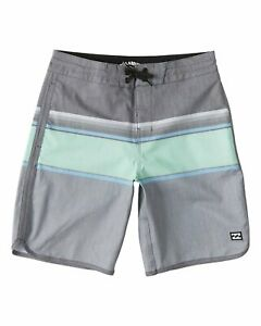 BILLABONG Big Boy's Boardshorts 73 SPINNER LO TIDES - STH - Size 27 - NWT
