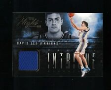 2013/14 PANINI INTRIGUE DAVID LEE FIRST FLIGHT UNIS #170/199 (A)