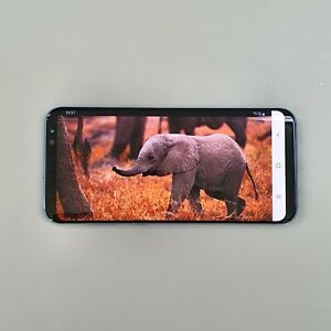 Samsung Galaxy S8 plus Blue SM-G955N 64GB Unlocked Single sim Screen Burn-in
