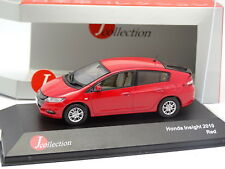 J Collection 1/43 - Honda Insight 2010 Rouge