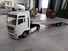 Modern Truck Volvo FH4 G F travail Unité idéal code 3 échelle 1:76 NOUVEAU