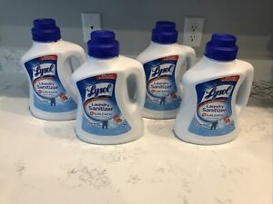 Laundry Additive Lot Of 4! Crisp Linen 90oz X 4.