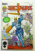 Marvel SECTAURS (1985) #1 STAR/MARVEL 1st App VF (8.0) Ships FREE!