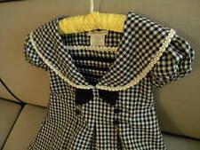 Bonnie Jean Girl's Sailor Dress Size 4