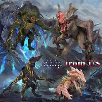 Kaijus Monster Raijin Knifehead Axehead Action Figure Toy BULK For Pacific Rim